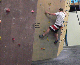 Canberra Indoor Rock Climbing