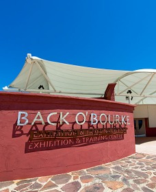 Back O Bourke Exhibition Centre