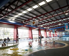 Wangaratta YMCA Indoor Sports & Aquatic Centre