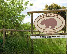 Wombat Heights Orchard and Grog Shed