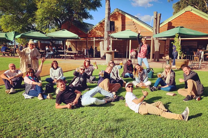 Sunday Afternoon Swan Valley Wine  Brewery Tour from Perth