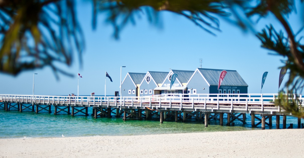 Busselton Jetty & Underwater Observatory Tour