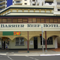 The Barrier Reef Hotel